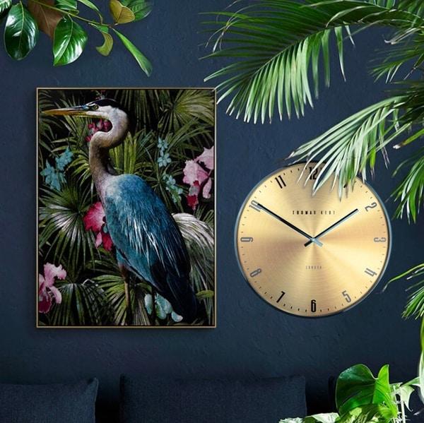 Wall and Clock Art
